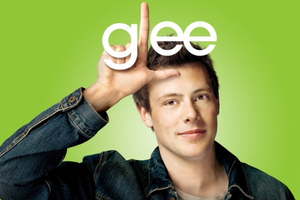 Cory Motheith en Glee