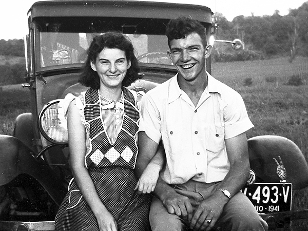 Helen Felumlee y Kenneth Felumlee