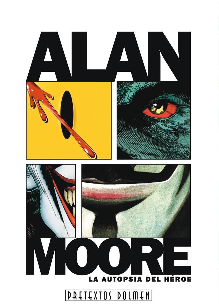 Los libros de Alan Moore