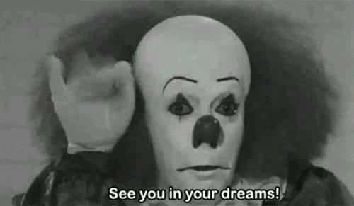 eso te veo en mis sueños