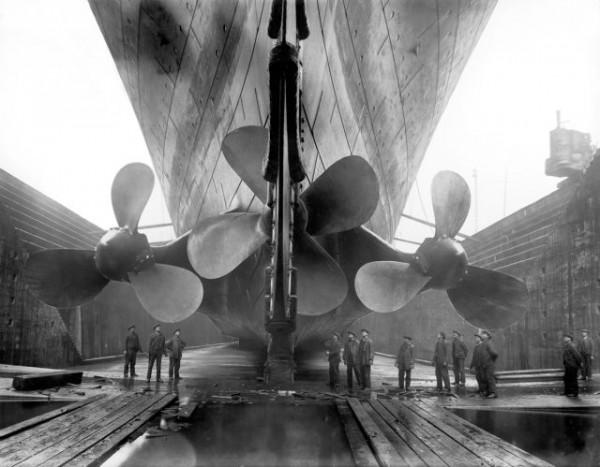 fotos titanic 2