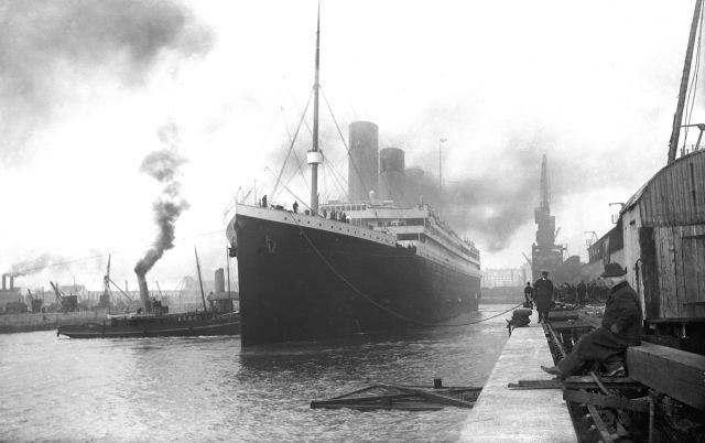 fotos titanic 3