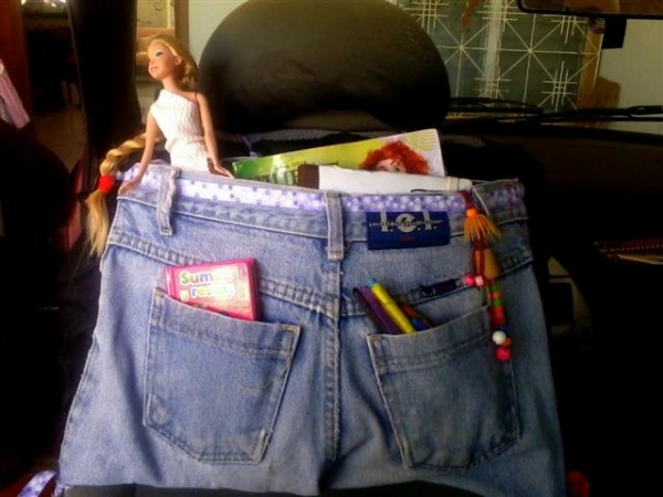 jeans curiosos