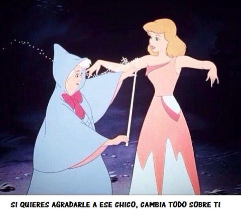 lecciones princesas