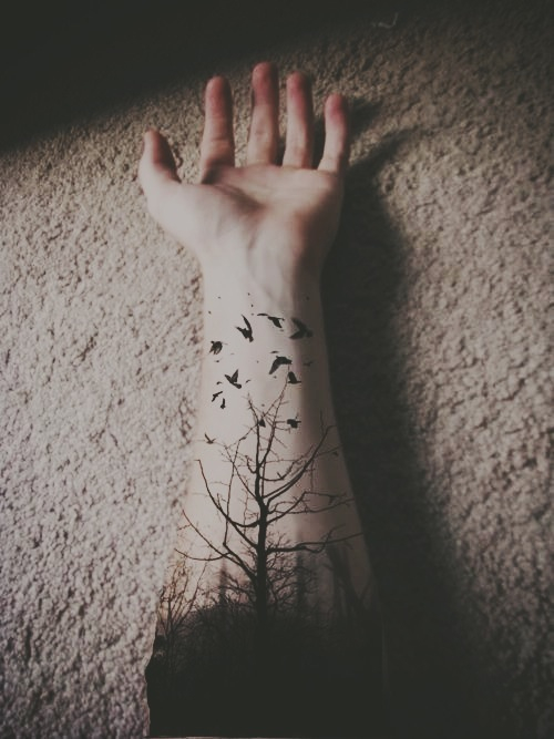 nature tattoos5