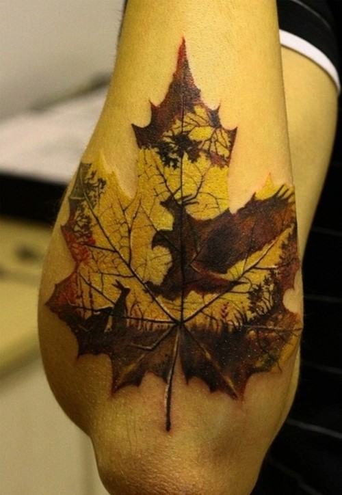 nature tattoos6