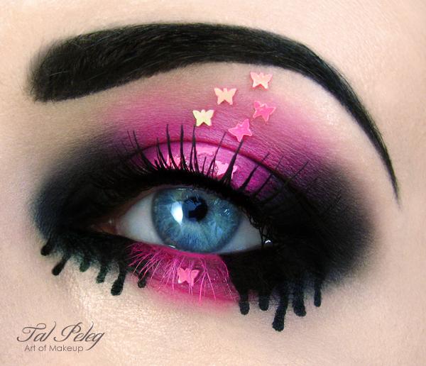navidad maquillaje 10