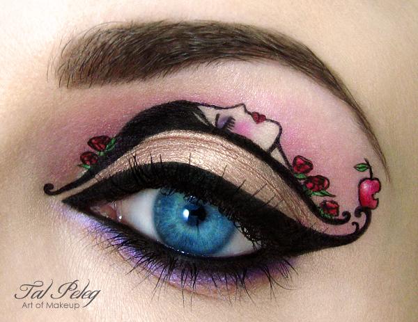 navidad maquillaje 11