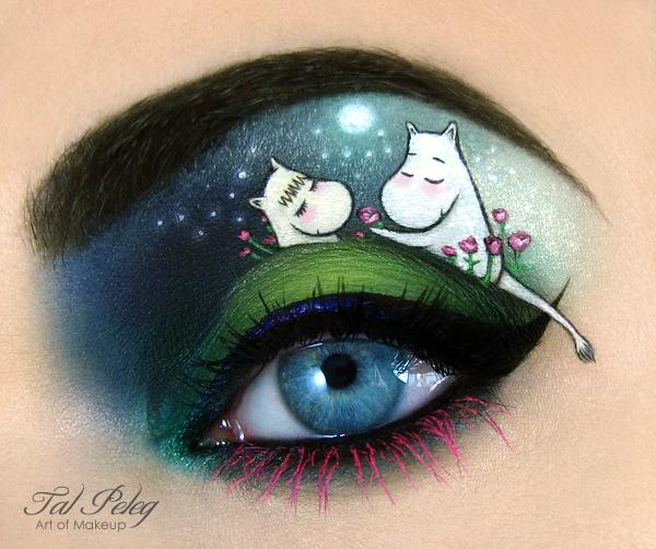 navidad maquillaje 7