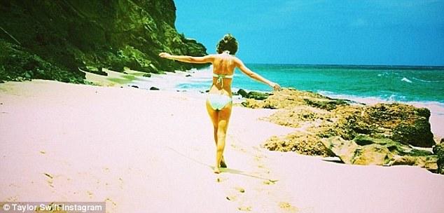 taylor bikini