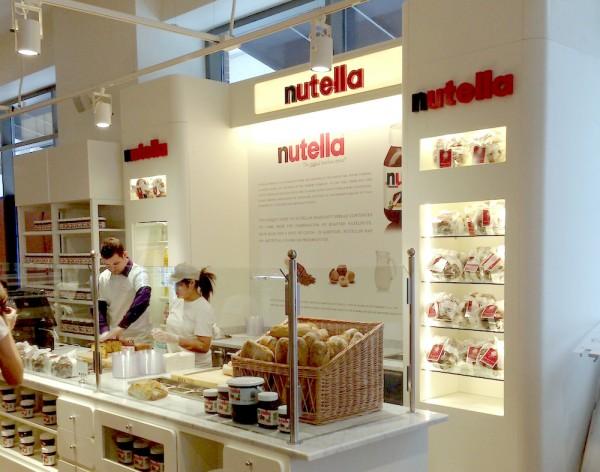 Bar Nutella