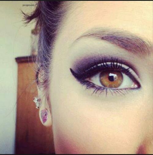 honey eye