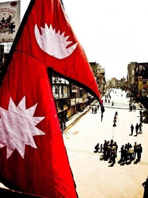 nepal bandera