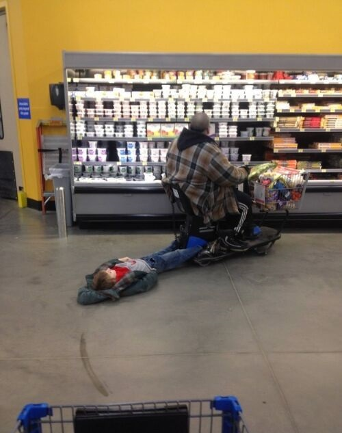 niños compras