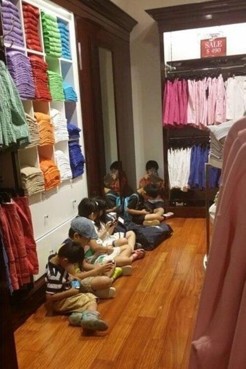 niños compras14