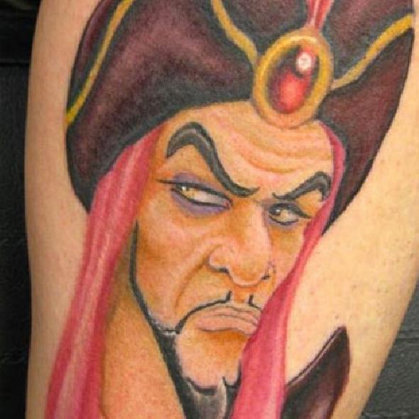 13-tatuajes-inspirados-disney-villanos