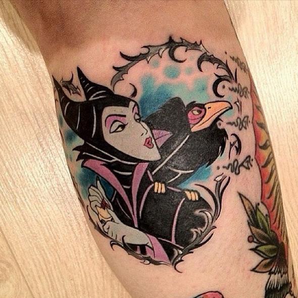 9-tatuajes-inspirados-disney-villanos