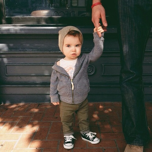 hipster baby 2