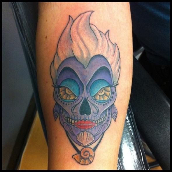 tatuajes-inspirados-disney-villanos