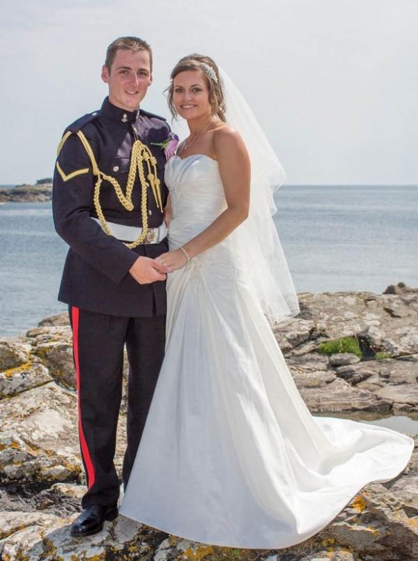 Aimee Maiden y Nick Wheeler