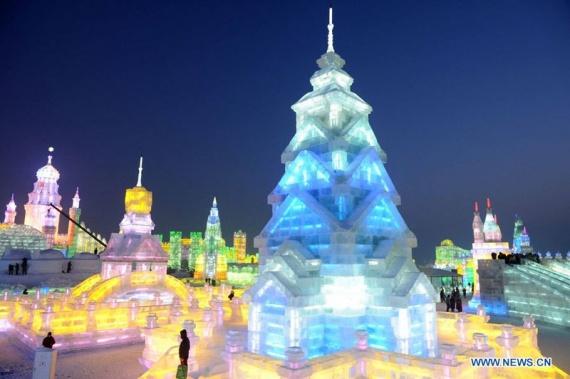 El Festival de la Nieve de Sapporo2