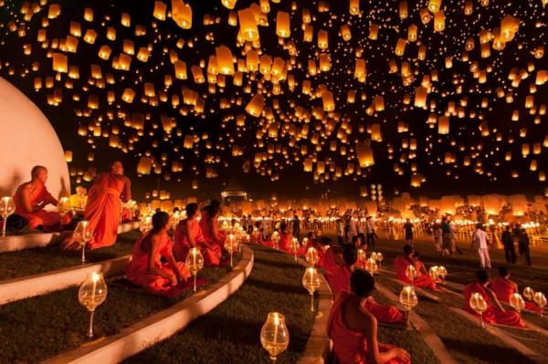 Festivales de la linterna