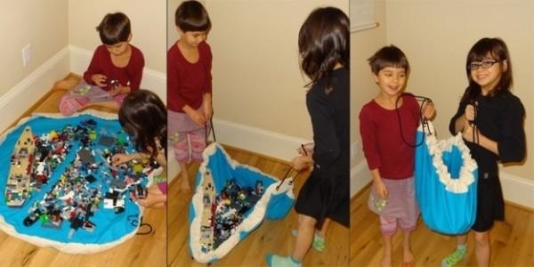bolsa para juguetes