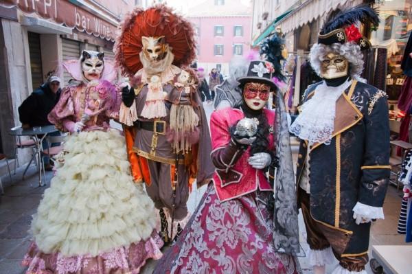 carnavale venecia