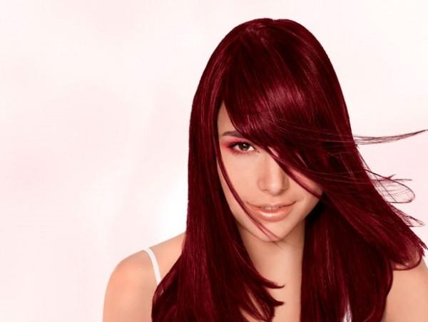 rojo borgoña