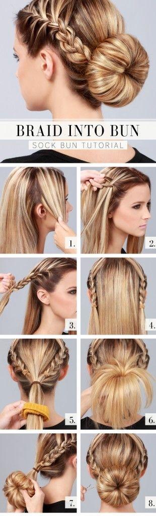 Mexican braids