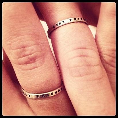 bestfriends rings