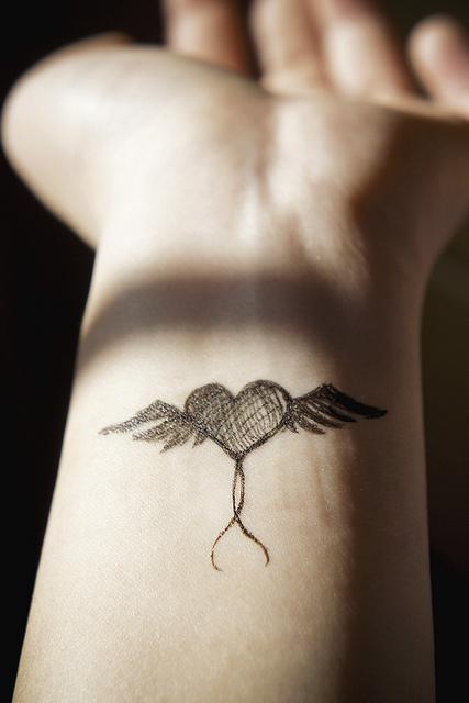 16 Tatuajes Con Boligrafo Que Te Puedes Hacer En Este Momento