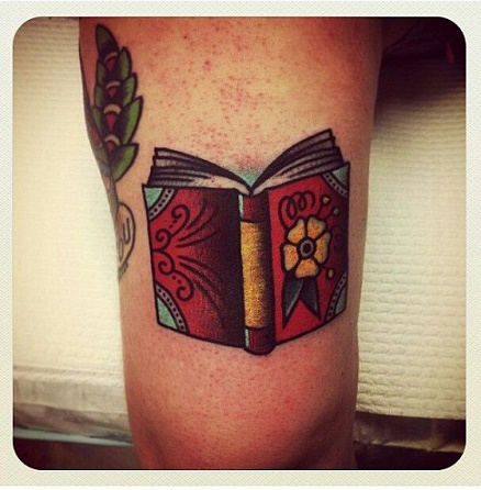 book tattoo9