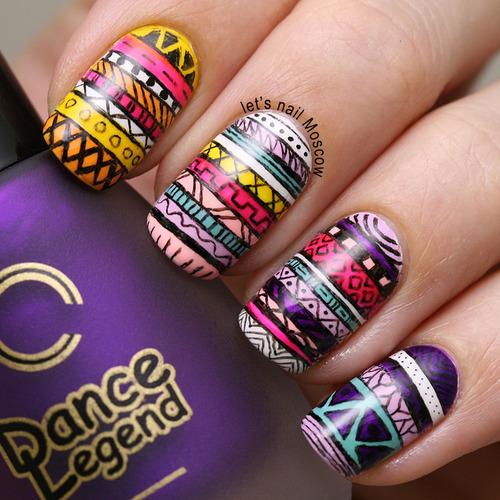 crazy nails13