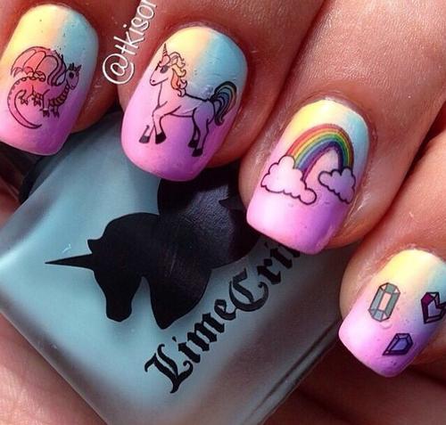 crazy nails15