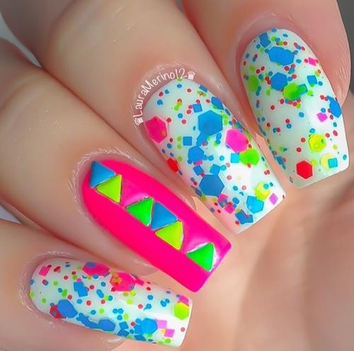 crazy nails19