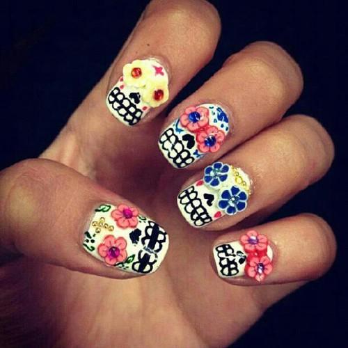 crazy nails8