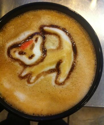 latte art11