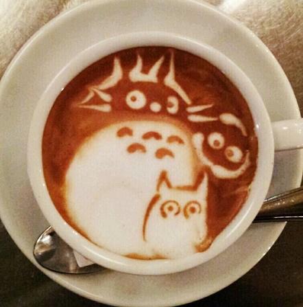 latte art12