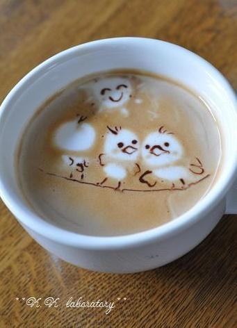 latte art21