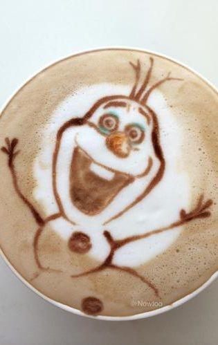 latte art22