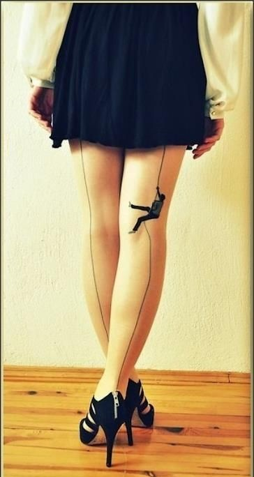 leg tattoo16