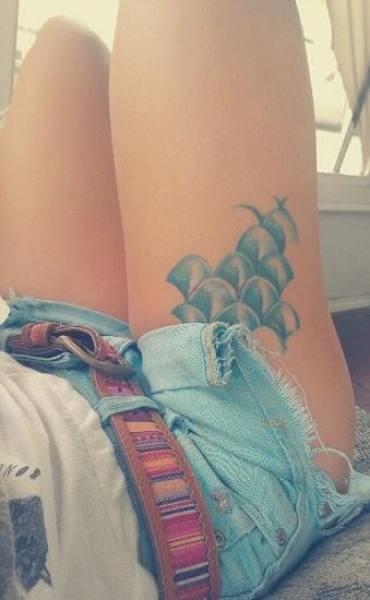 leg tattoo18
