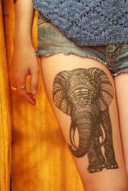 leg tattoo27
