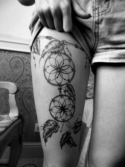 leg tattoo3
