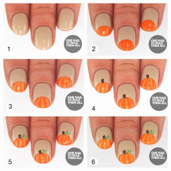 nails steps 23