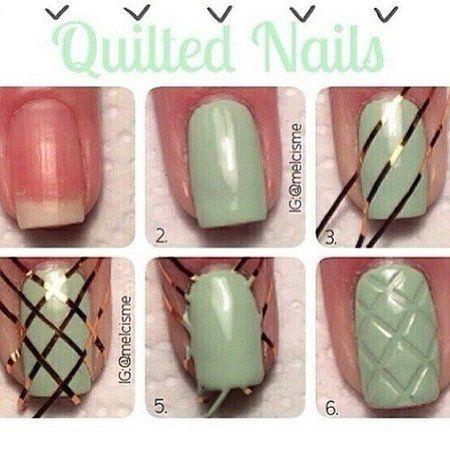 nails steps11