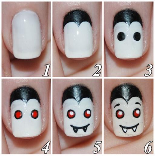 nails steps12