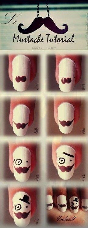 nails steps16