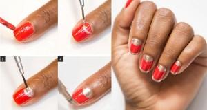 nails steps21